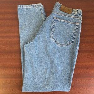 Vintage Calvin Klien Classic Mom Jeans 100% Cotton